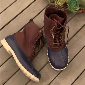 Native Jimmy duck boots